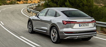 Audi dobler e-tron-kapasiteten