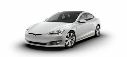 Nå er denne Tesla-modellen blitt 100.000 kroner dyrere