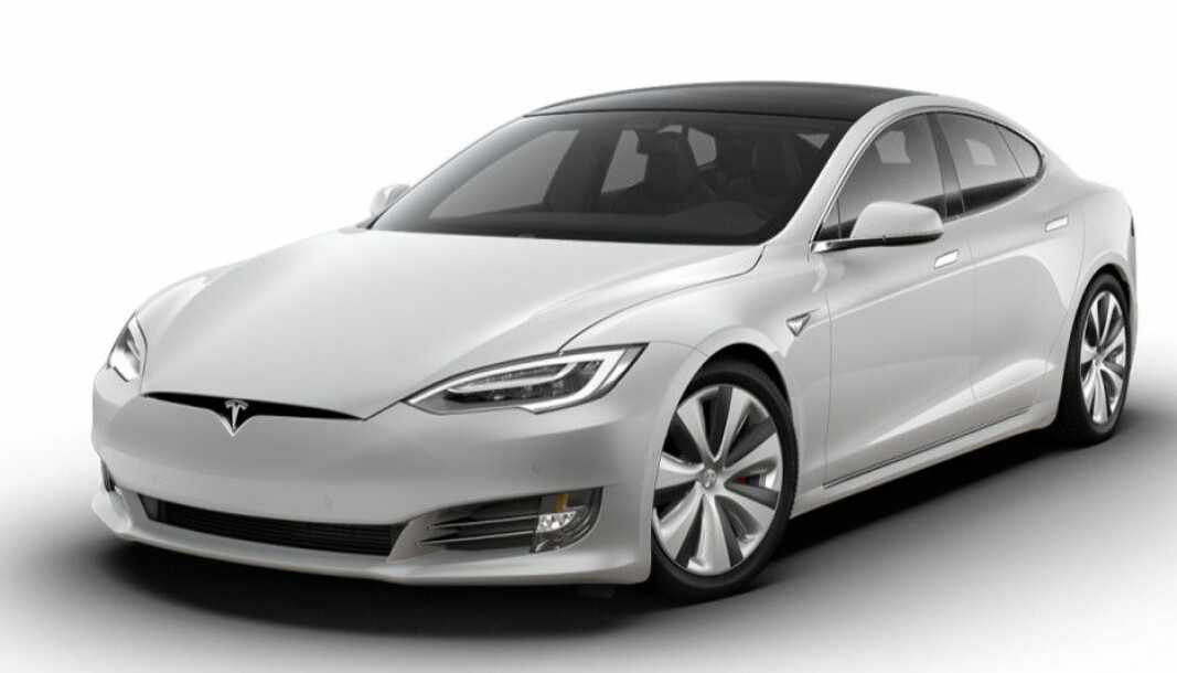 MED 100 MIL I SIKTET: Tesla Model S «Plaid» skal neste år ha en rekkevidde på 837 kilometer, etter planen. Og 1000 km er målet.