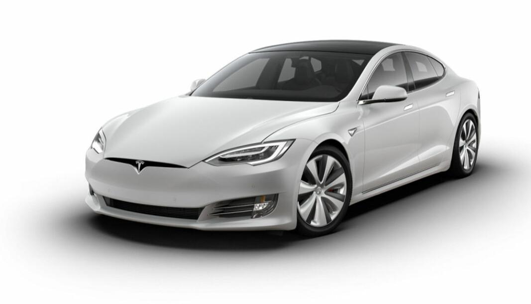 BLIR DYRERE: Etter prisøkningen koster Tesla Model S Plaid 1,3 millioner.