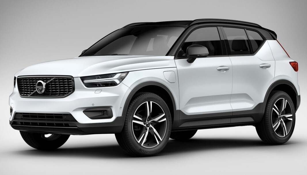 """<span class=""""font-weight-bold"""" data-lab-font_weight_desktop=""""font-weight-bold"""">FINALIST 7: </span>Volvo XC40 Recharge (elbil)"""