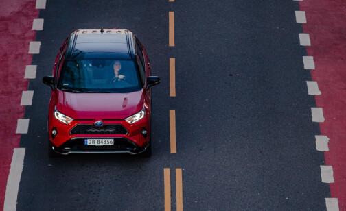 Toyota på salgstoppen, kinesisk på pallen