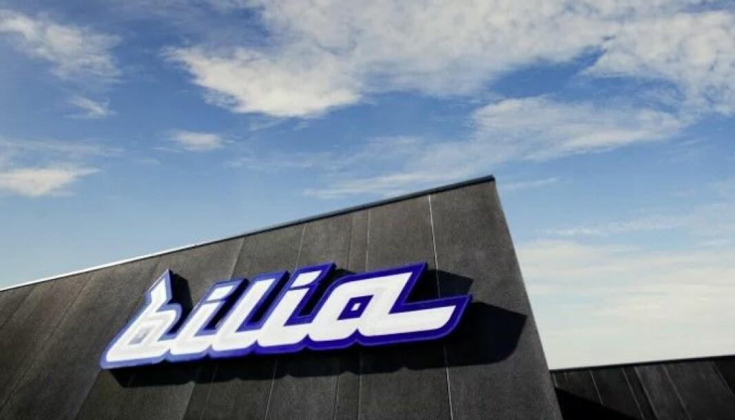 UENIGE: Volvo og Bilia er ikke enige om Bilia fortsatt blir merkeverksted for Volvo.