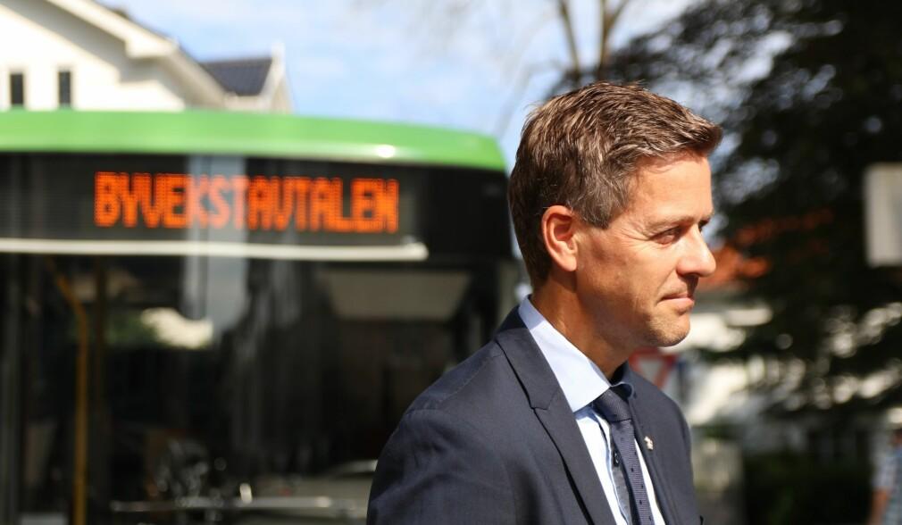 Vurderer krav til nullutslipp for nybiler i offentlig sektor