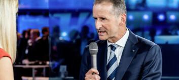 VWs toppsjef varsler total omstilling