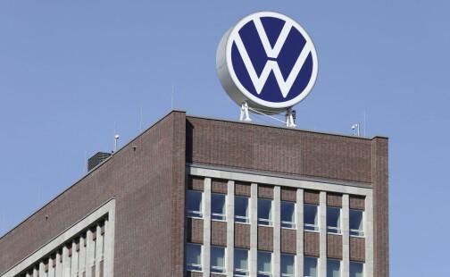 VW stanser salget av bensin- og dieselbiler i Europa