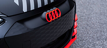 Audi øker elbil-satsing med 375 milliarder