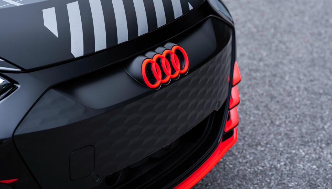 SATSER: Audi legger høye euro-stabler på bordet i elbil-satsingen.