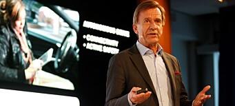 Volvo-sjefen: – Forby bensin- og dieselbiler!