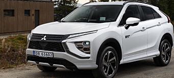 Prisen klar for Mitsubishis Outlander-erstatter