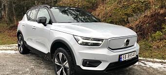 Volvo «beklager på det sterkeste» til elbilkundene
