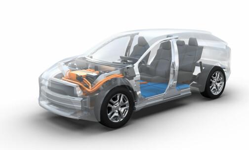 Toyota bekrefter elbil-debut i SUV-format