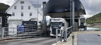 Fortsatt «lastebil-takst» for bobilene