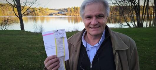 Harald nektet å betale boten – og vant etter klagesak