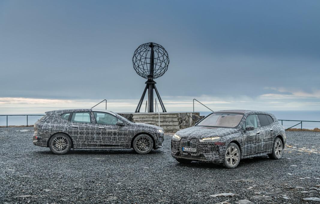 Tester fremtiden på toppen av Norge