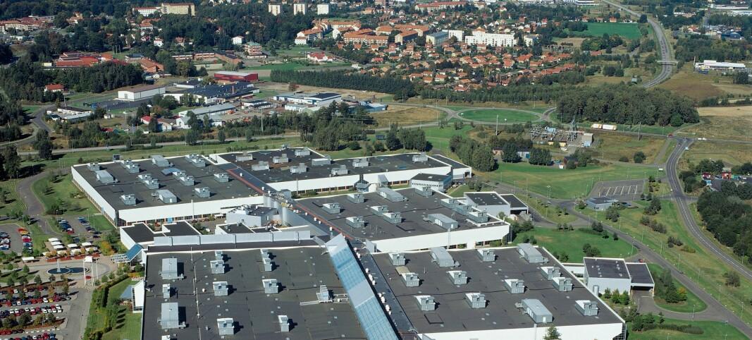Volvo investerer 700 mill. i elmotor-produksjon