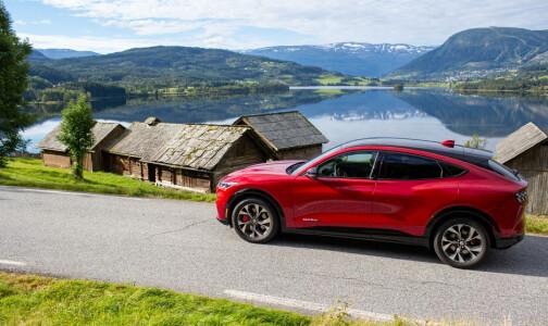 Slik ble Mustang Mach-E et lite stykke Norge