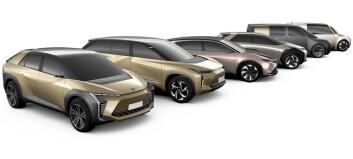 Tror Toyota blir først med superbatteri for elbiler
