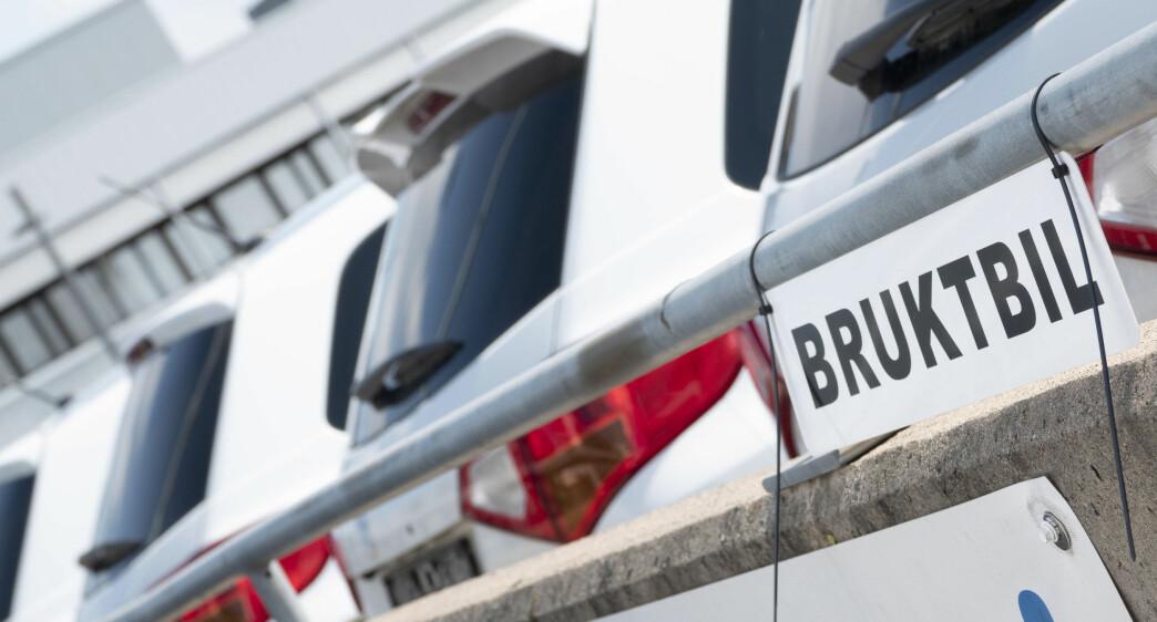 Krever offentlig bruktbil-register