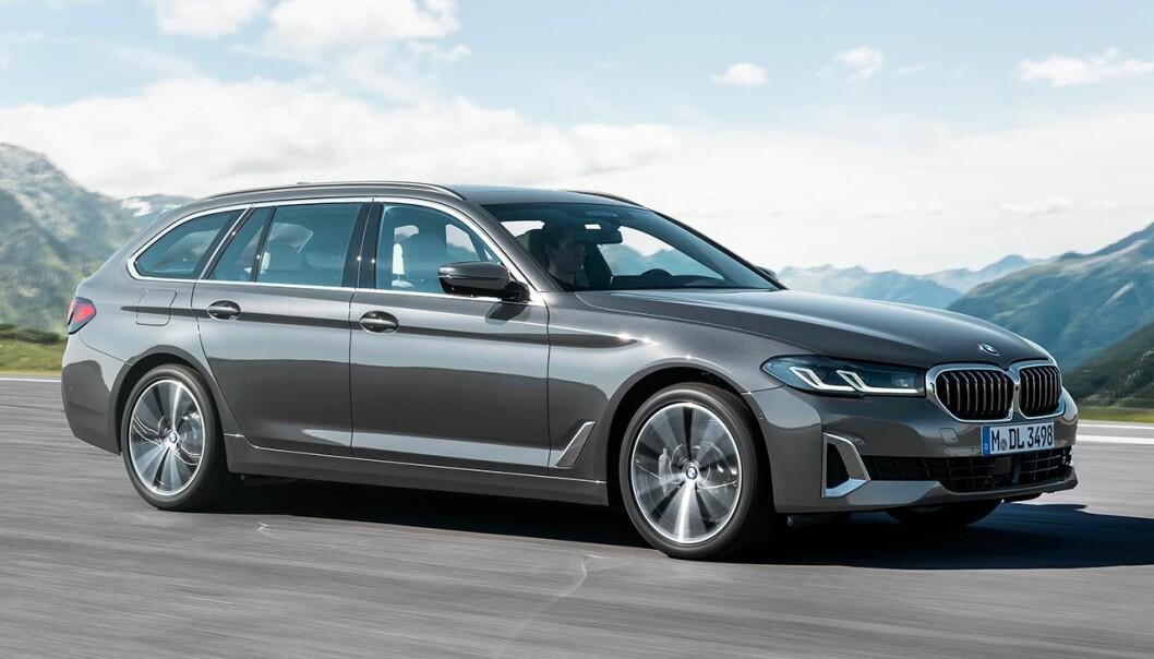 """<span class="""" font-weight-bold"""" data-lab-font_weight_desktop=""""font-weight-bold"""">AVANSERT: </span>Et av de mer kompliserte eksemplene på premium-modellnavn er denne: BMW 530e xDrive Touring eDrive MSport."""