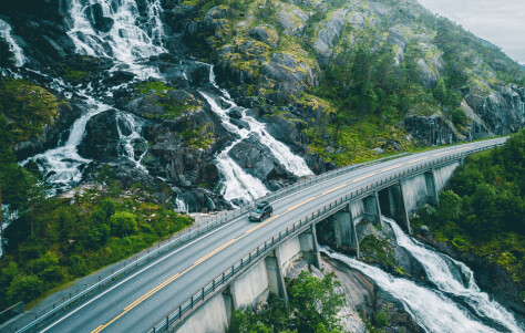 Norge med nye øyne