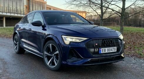 Prisvirvar for Audi e-tron