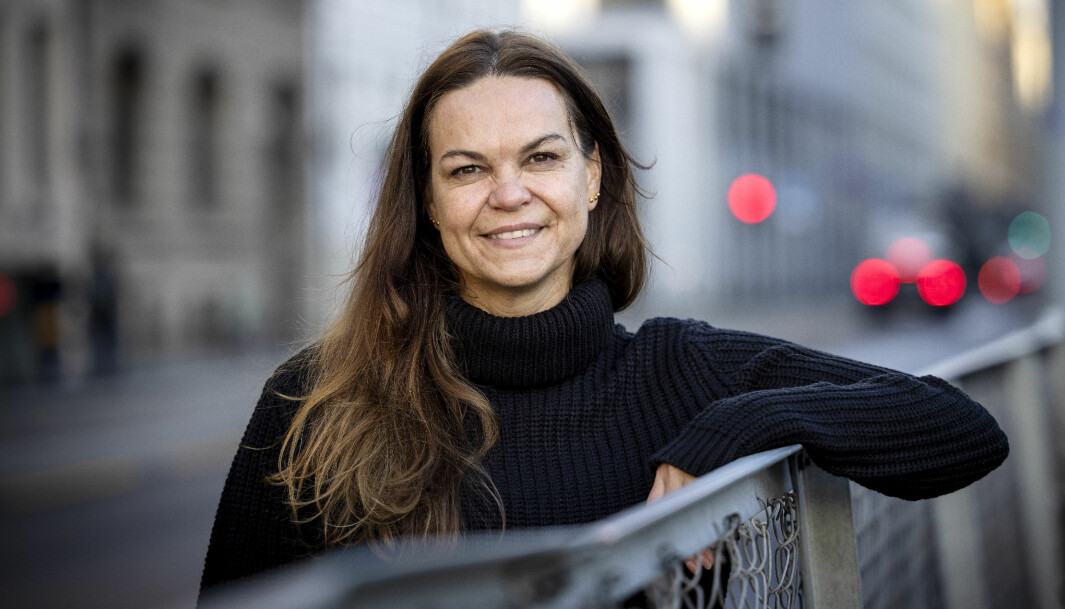 """<span class=""""font-weight-bold"""" data-lab-font_weight_desktop=""""font-weight-bold"""">GIR RÅD:</span> Marianne Søhagen, senior rådgiver for trafikksikkerhet i NAF."""