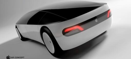 Tekno-gigantene gir gass i det neste bilkappløpet