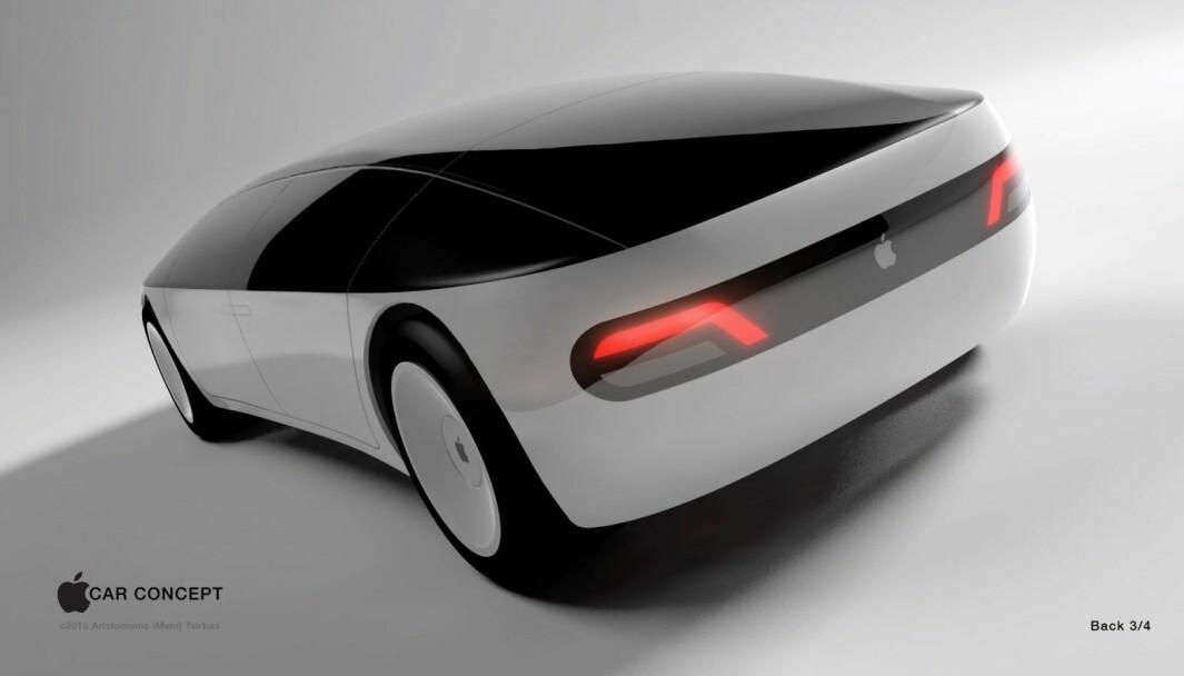 KAN BLI BILGIGANT: Avansert digitalteknologi og finansiell tyngde er nøkkelen for å lykkes i bilindustrien. Der stiller Apple sterkt.
