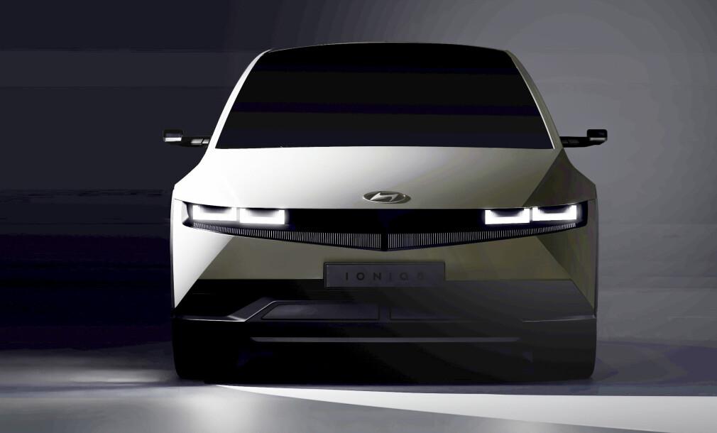 Viser nye bilder av neste generasjon elbil