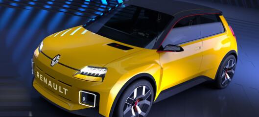 Renault vurderer omstridt elbilgrep på neste modell