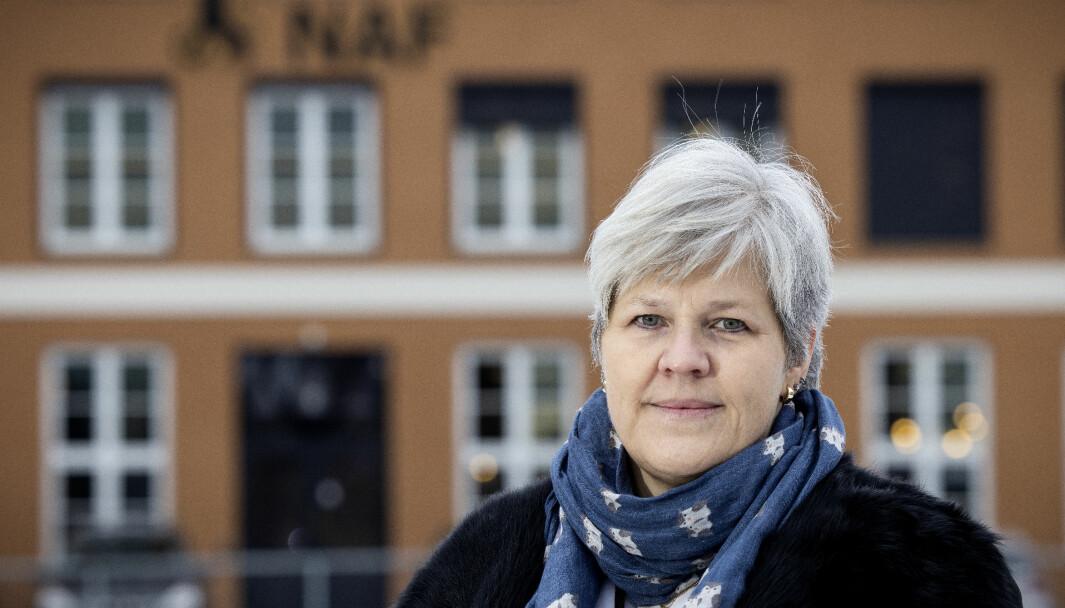 IKKE FORNØYD: Stadig flere elbilkjøpere klager på mangler ved bilen, konstaterer Vigdis Svennungsen i NAF Advokat.