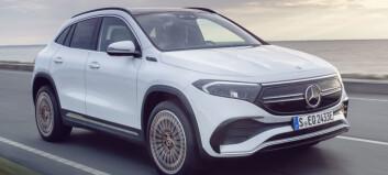 Nå slipper Mercedes en av årets mest spennende biler