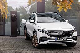 Nå er den nye og rimeligere el-SUVen til Mercedes i salg
