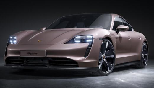 Porsche Taycan blir 200.000 kroner billigere