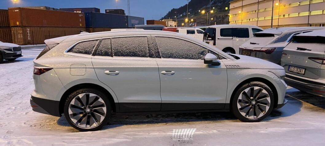 De første Enyaq-bilene leveres om en drøy måned