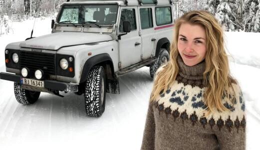 «Å kjøre Land Rover er som å gjøre noe gøy med en god venn»