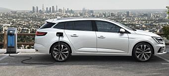 Renault med ladbar familiestasjonsvogn til 350.000 kr