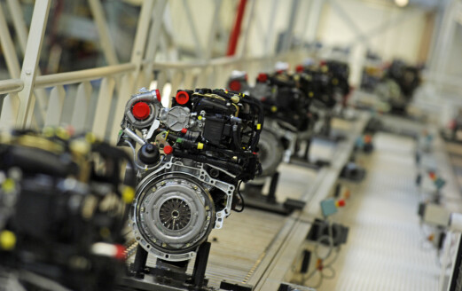 Verdens største dieselmotorfabrikk satser på el-motorer