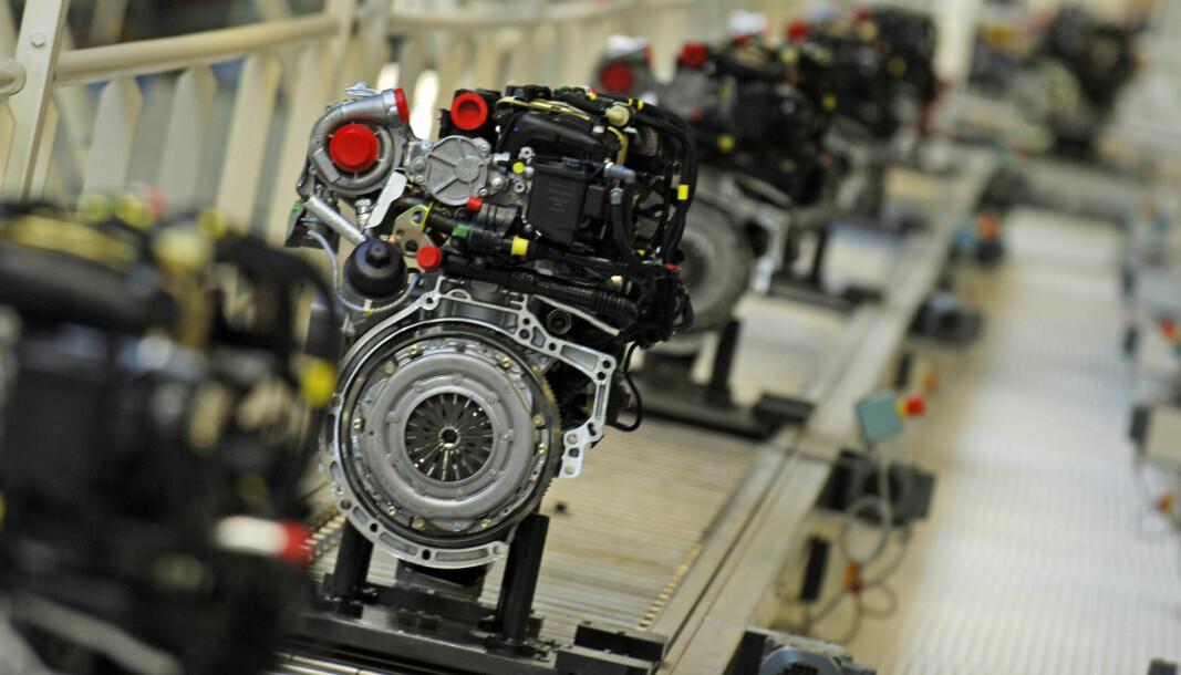 Verdens største diesel-motorfabrikk satser på el-motorer