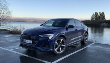 """<span class="""" font-weight-bold"""" data-lab-font_weight_desktop=""""font-weight-bold"""">BRA NOK:</span> Rustbeskyttelsen fra det store Volkswagen-konsernet, som også inkluderer en Audi e-tron, er tilstrekkelig for norske forhold, mener importøren."""