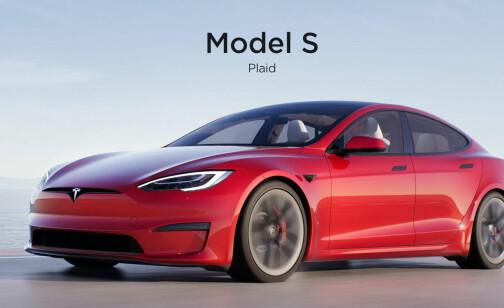 Tesla kansellerer prestisjemodell