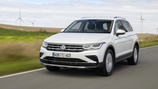 VW sender ladbar Tiguan i priskrigen