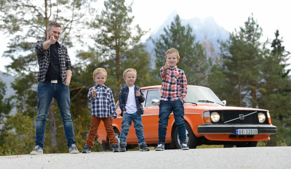 Firkantet svenske er Norges mest omsatte bil noensinne