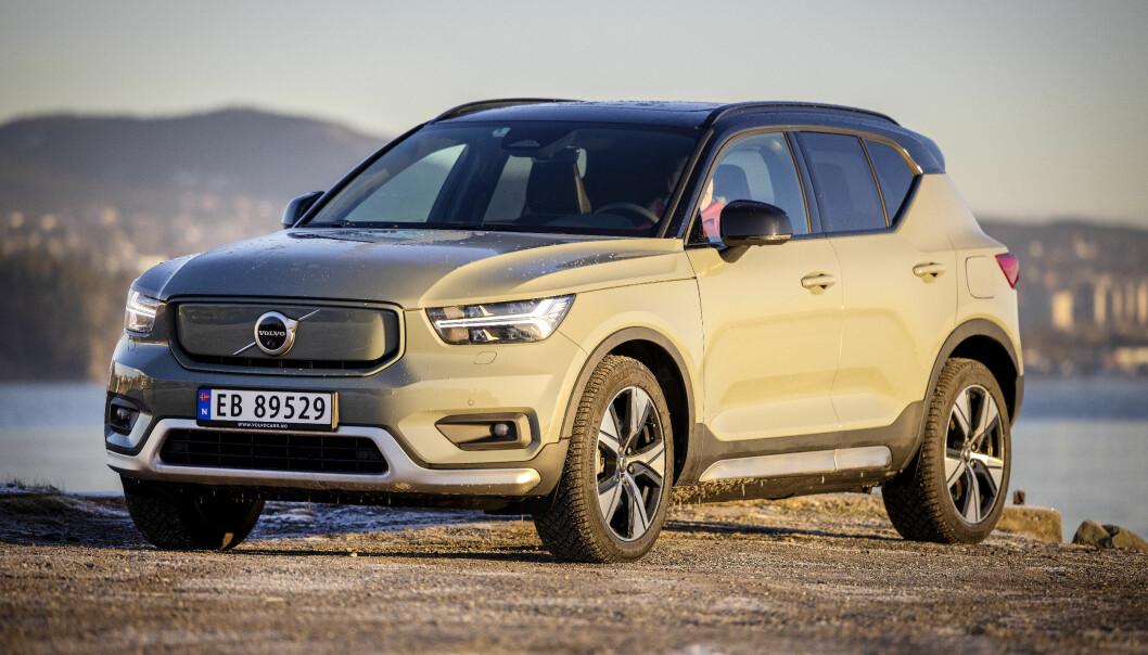 FERSK: Volvos elektriske nykommer er best på det meste, men ikke på noe av det viktigste for mange.