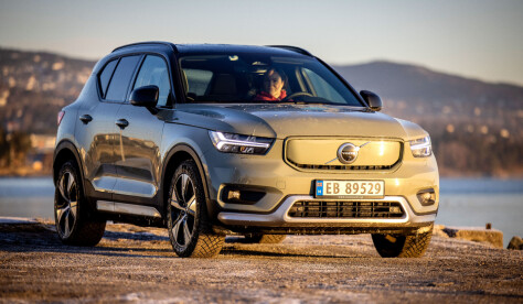 «Billig-Volvo» starter på 439.900