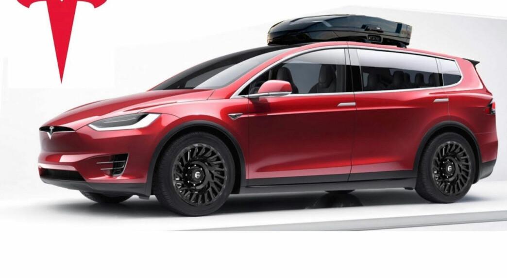 Nå snakker Tesla høyt om å realisere «Model XL»