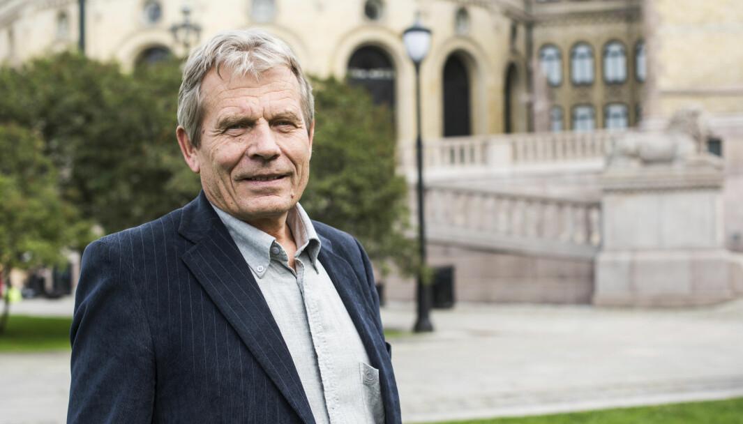 FJERNER FØRERKORT-KRAV: Arne Nævra sitter i Transport- og kommunikasjonskomiteen på Stortinget for SV.