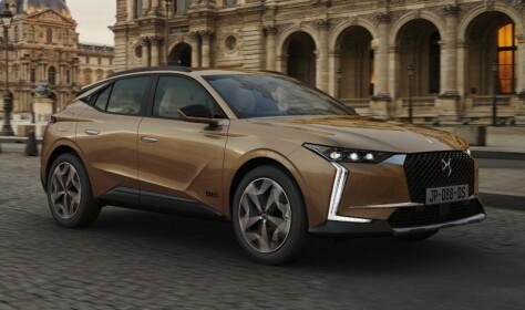 DS utfordrer Lexus med kompakt ladehybrid