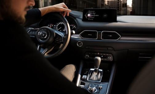 Mazda kommer med oppgradert CX-5
